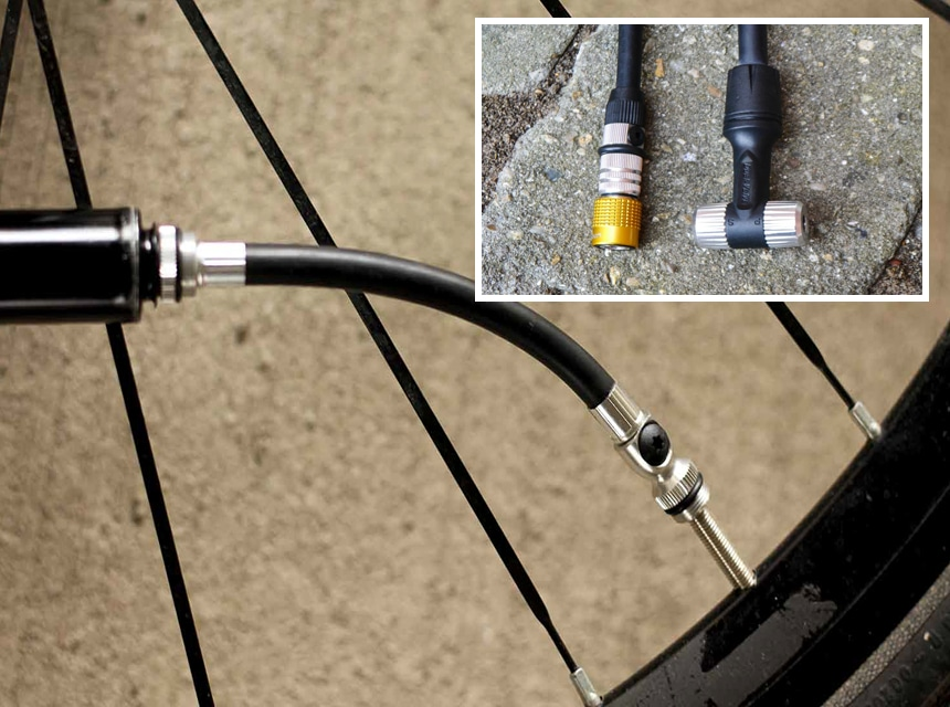 How to Use a Bike Pump - Quick Guide